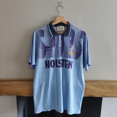 Tottenham 91-94 Third Shirt - Gascoigne #8 - Size M