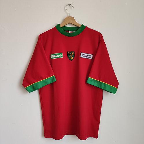 Norwich training shirt - Size XL