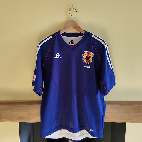 Japan Player Issue 2002 Home Shirt - Size M