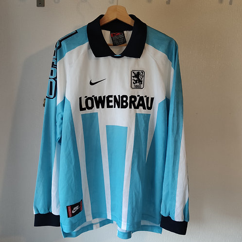1860 Munich 96/97 Home LS - Size XL
