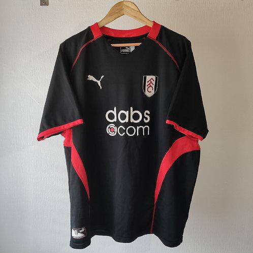 Fulham 03/04 Away - Size XXL