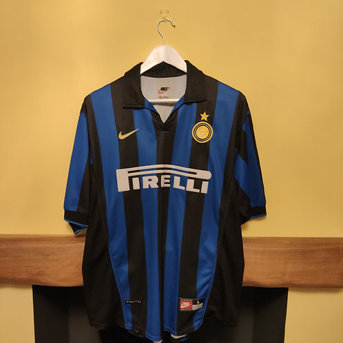 Inter Milan 98/99 Home Shirt - Size L