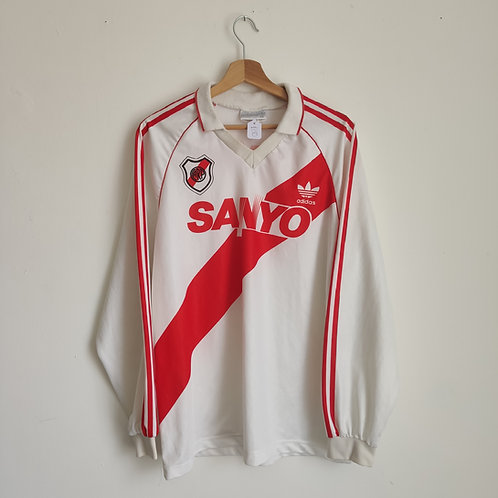 River Plate 92-94 Home LS - Size XL