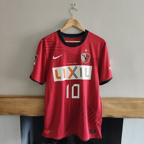 Kashima Antlers 2011 Home Shirt
