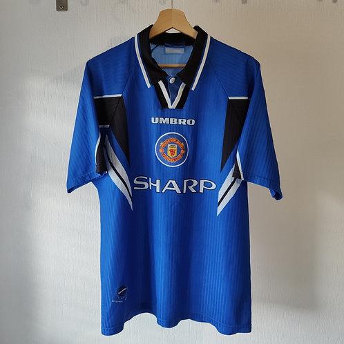 Manchester United 96/97 Third - Size XL