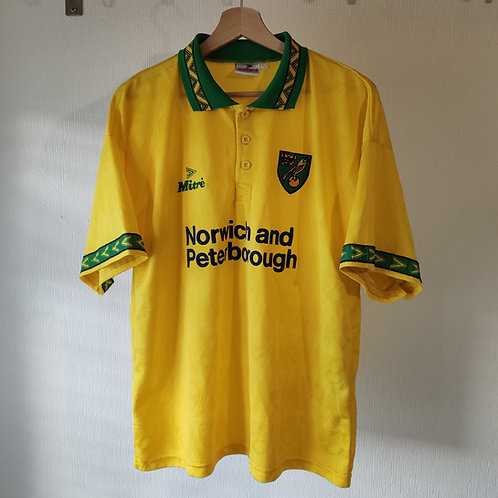 Norwich 94-96 Home - Size 42-44