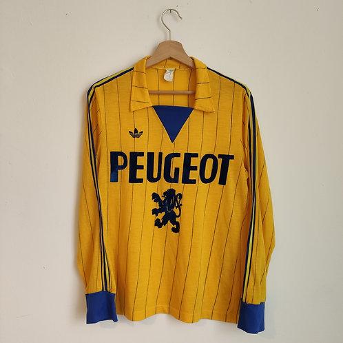 """FC Sochaux 81/82 Home - Size M (21"""" ptp)"""
