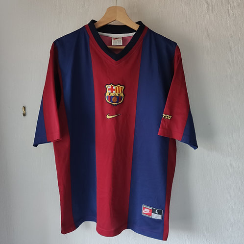 Barcelona 99/00 Home - Size L