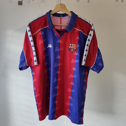 Barcelona 92-95 Home - Size M