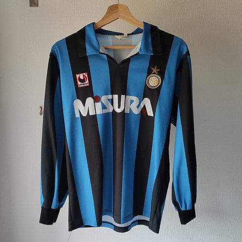 Inter Milan 90/91 Home - Size S