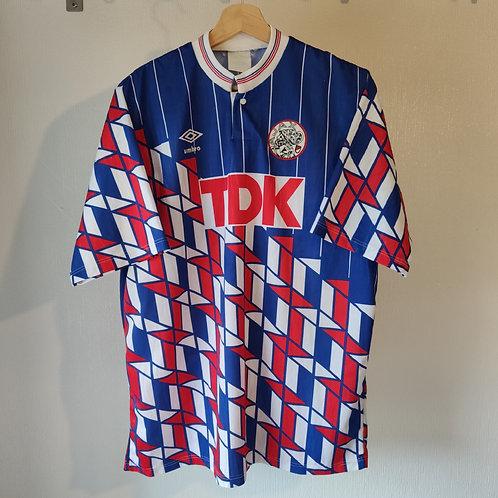 Ajax 89/90 Away - Size L