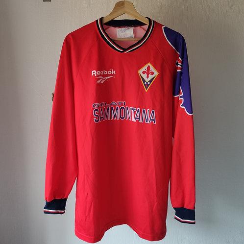 Fiorentina 90s Training Shirt - Size Xl
