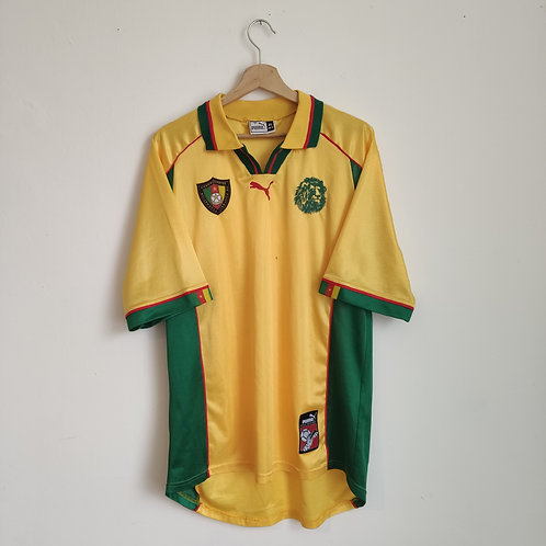 Cameroon 1998 Away - Size XL