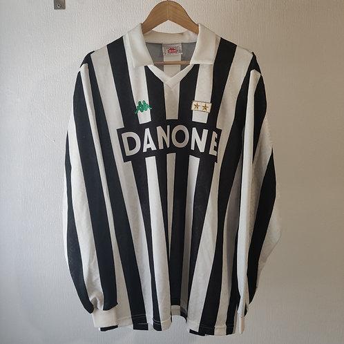 Juventus Player Spec 92-94 Home - Size XL
