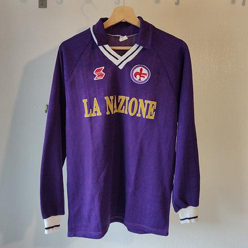 Fiorentina 90/91 Home LS - Size L