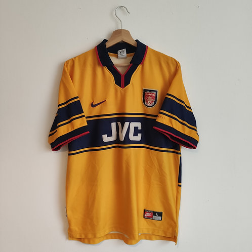 Arsenal 97-99 Away - Size L