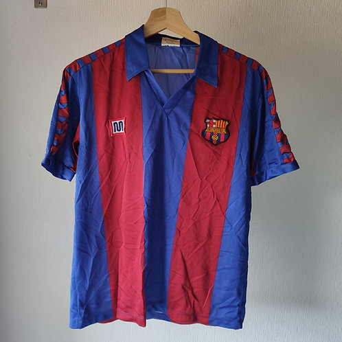 Barcelona 84-89 Home - Size M ( Fits S)