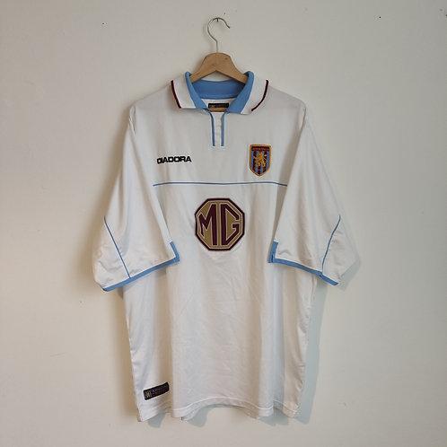 Aston Villa 02/03 Away - Size 50-52