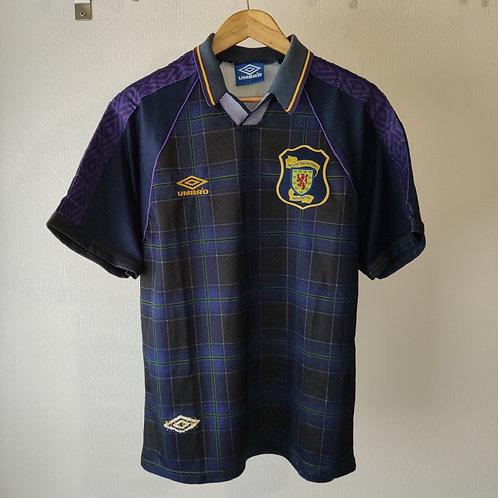 Scotland 94-96 Home - Size L