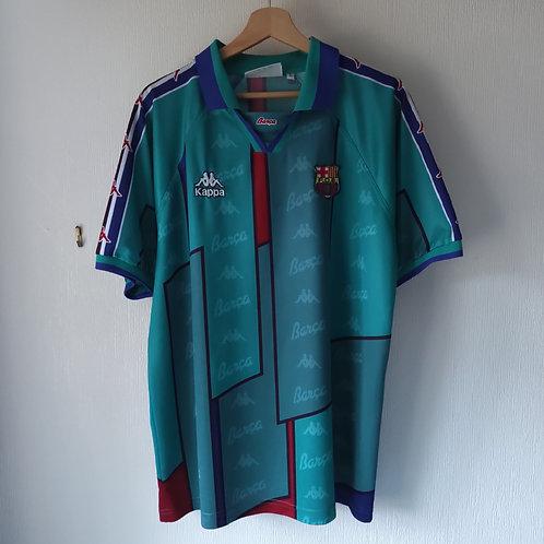 Barcelona 95-97 Away - Size L