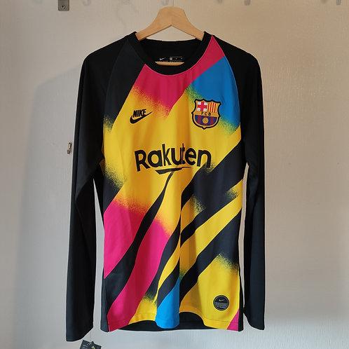 BNWT Barcelona 19/20 GK - Size M