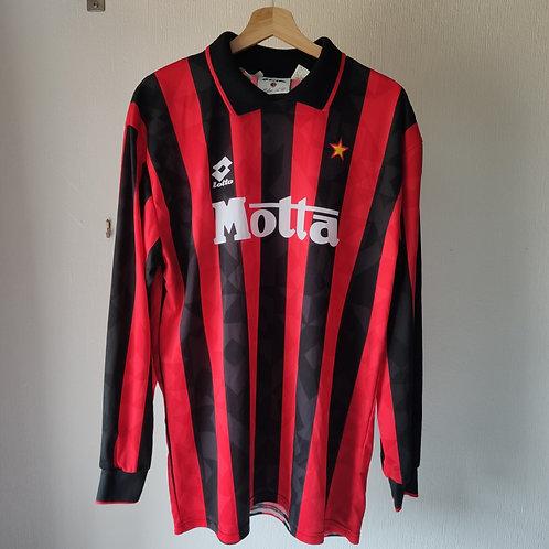 AC Milan 93/94 Cup Shirt - Size XXL