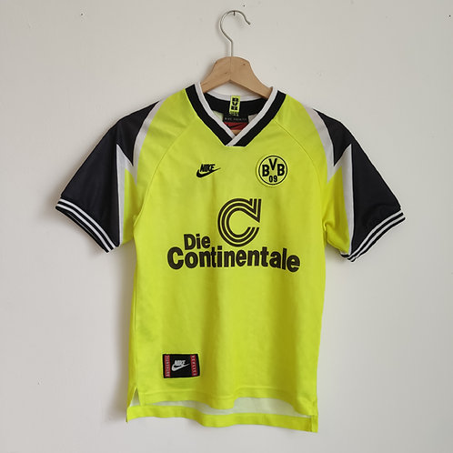 Borussia Dortmund 95/96 Home - Size Youth M