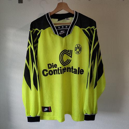 Borussia Dortmund 94/95 Home LS - Size XL