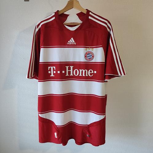 Bayern Munich 07/08 Home - Size XL