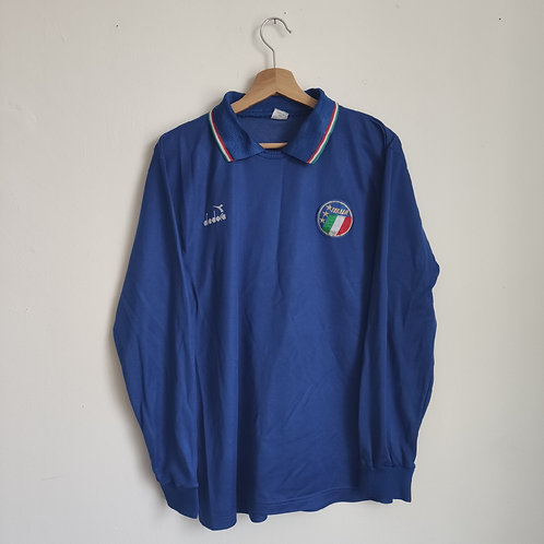 Italy 86-90 Home - Size L