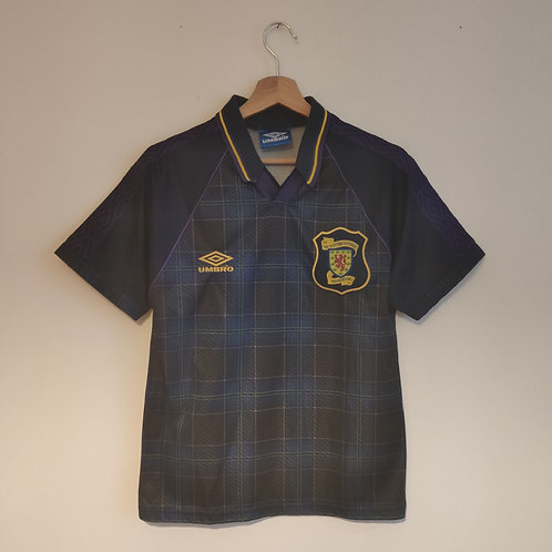 Scotland 94-96 Home - Size Youth