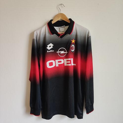 AC Milan Training Shirt - Size XL