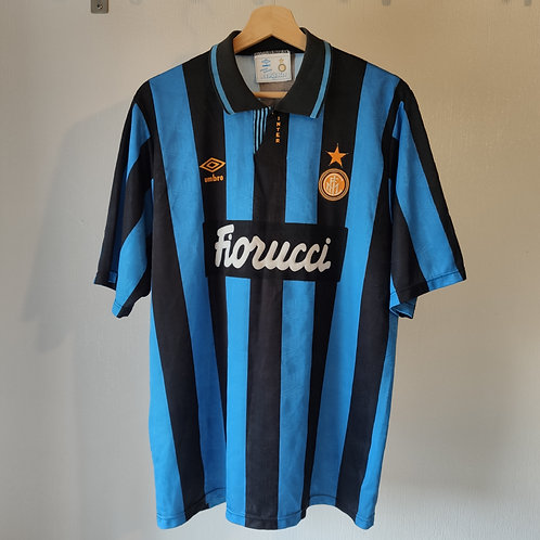 Inter Milan 92/93 Home - Size L