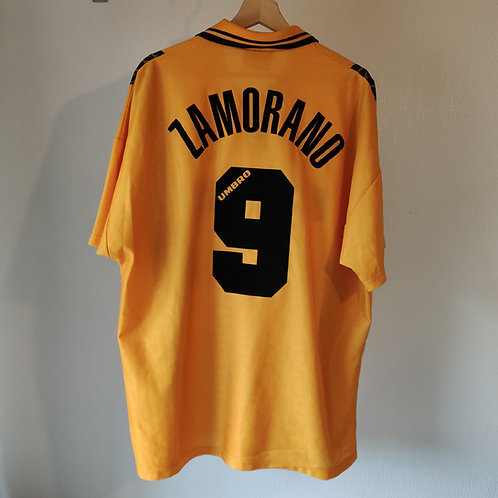 Inter 96/97 Third - Zamorano 9 - Size XL