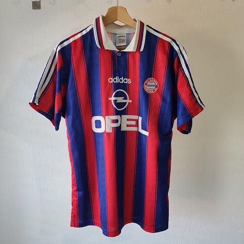 Bayern Munich 95-97 Home - Size M