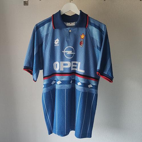 AC Milan 95/96 Third - Baggio 18 - Size L