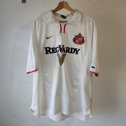 Sunderland 00-02 Away - Size XL