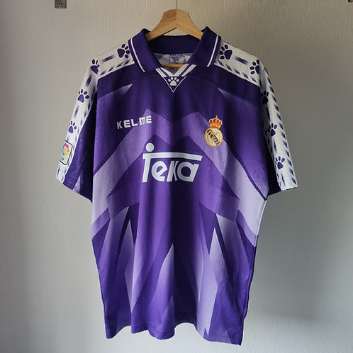 Real Madrid 96/97 Away - Size L