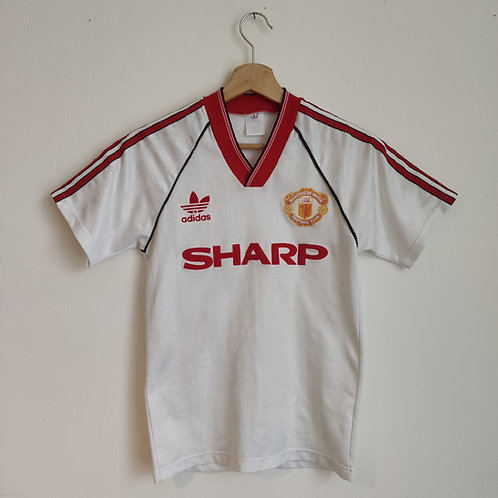 Manchester United 88-90 Away - Youth 32-34