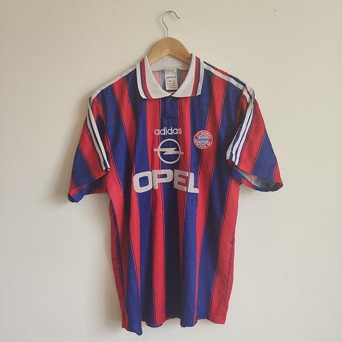 Bayern Munich 95-97 Home - Size L