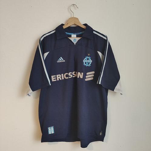 Marseille 99/00 Away - Ravanelli - Size XL