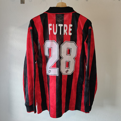 AC Milan 95/96 Home LS - Futre 28 - Size L