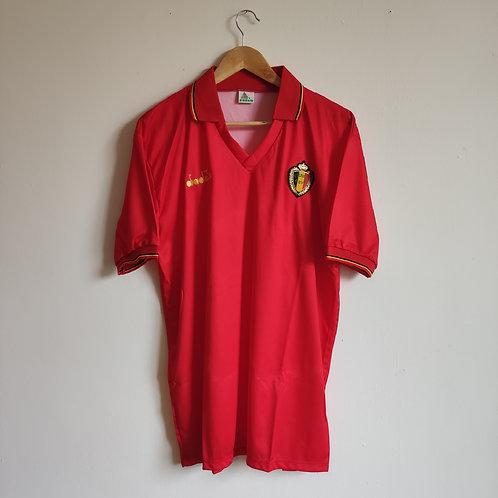 Belgium 92-94 Home - Size XL
