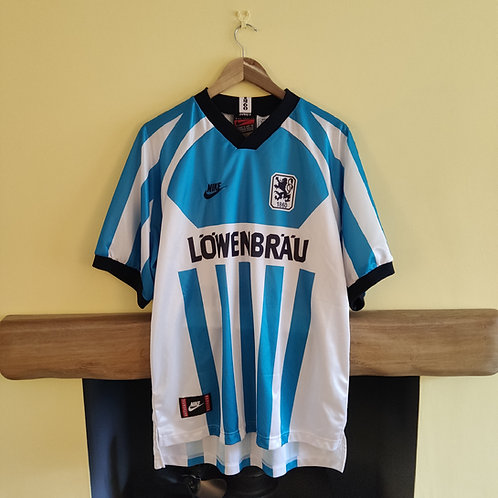 1860 Munich 95/96 Home Shirt - Size XL