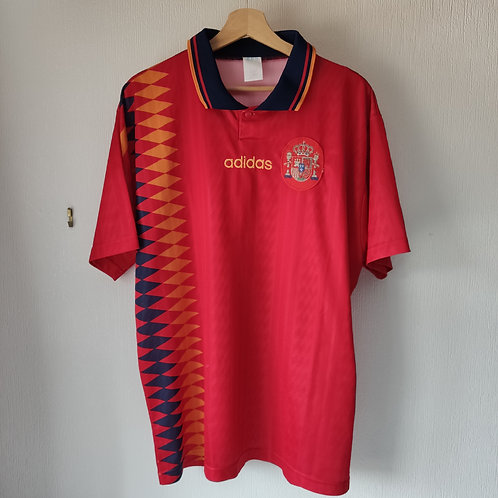 Spain 1994 Home - Size L