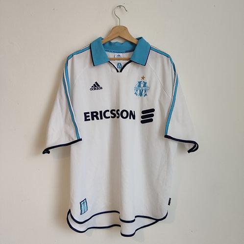 Marseille 99/00 Home - Size XL