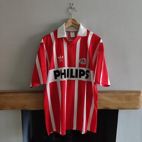 PSV 90-92 Home Shirt - Size L