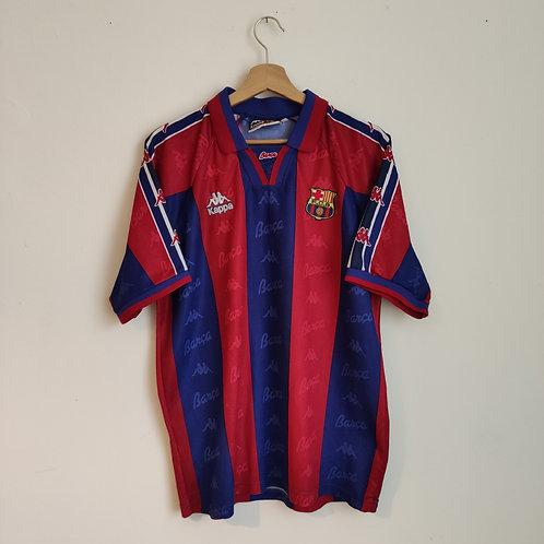 Barcelona 95-97 Home - Size XL
