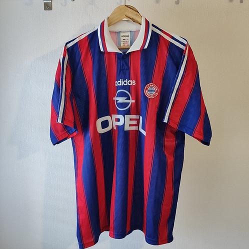 Bayern Munich 95-97 Home - Sforza 14 - Size xl