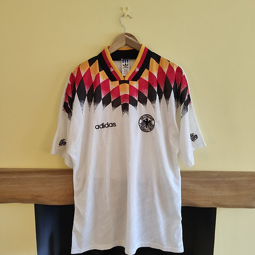 Germany 94-96 Home Shirt - Size L
